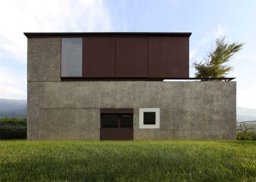 ACT Romegialli - Casa B, Montagna 2009.: Projects, Houses, Dmb House, Architecture, Casa Dmb, Filippo Simonetti, Design