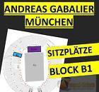 #lastminute  ANDREAS GABALIER MÜNCHEN I SITZPLÄTZE B1 TICKETS I KATEGORIE 2 I 01.07.2017 #Ostereich