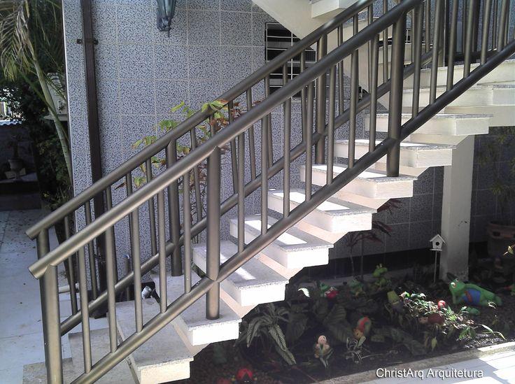 Escada & Jardim - Cantinho aconchegante!