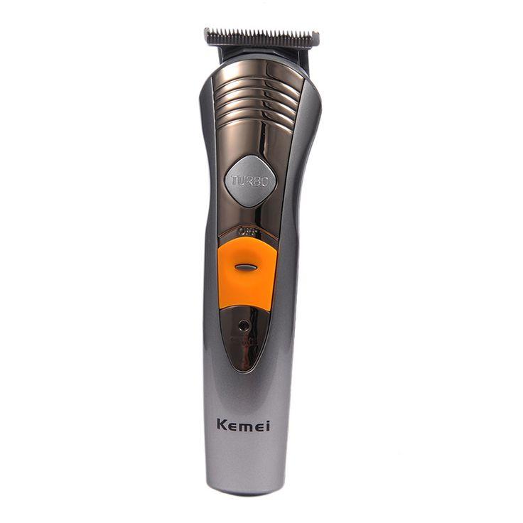 2017 Hot beard trimmer hair clipper Razors hair cutting machine hair cut barber accessories salon hairdresser hair tools  #Affiliate