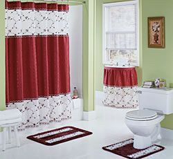 Quitar las manchas de la cortina de baño