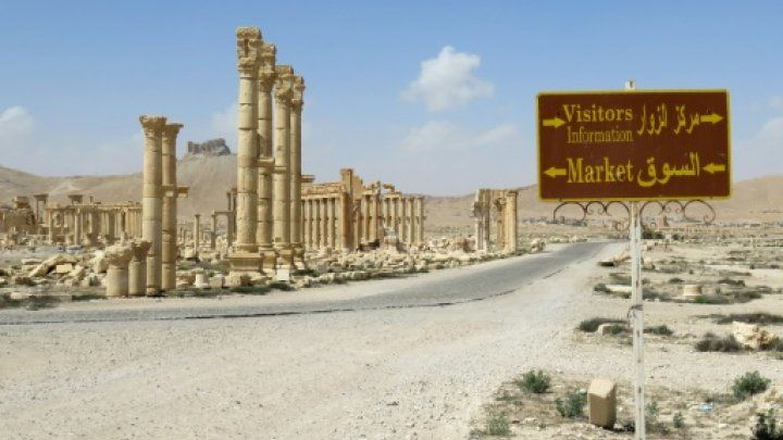 Palmyra ruins generally 'in good shape': Syria antiquities chief