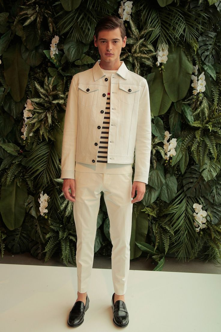 Tommy Hilfiger Spring 2016 Menswear Collection Photos - Vogue