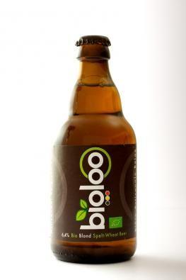 Belgoo Bioloo Blond, Brouwerij Belgoo beer , Binche
