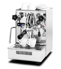 expobar espresso machine leva eb61 a house just isnu0027t a home without