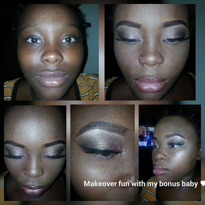 #makeover #fun #bonusbaby #urbandecay #sauceboxcosmetics #bobbybrownbrush #elf #mac #younique #wetandwild #lash #lashes #brows #mom #daughter #sheetz after this #face #beat #love #instagood http://ameritrustshield.com/ipost/1552744905246522456/?code=BWMdUO4BDxY
