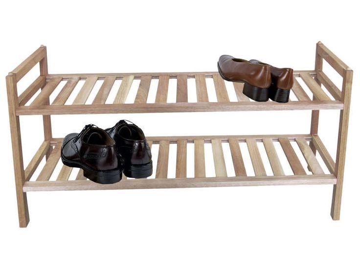 Range-chaussures 6 paires NUTTY - pas cher ? C'est sur Conforama.fr - large choix, prix discount et des offres exclusives Meuble à chaussures sur Conforama.fr