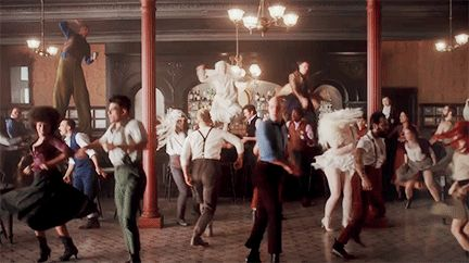 Favorite dance number from the movie