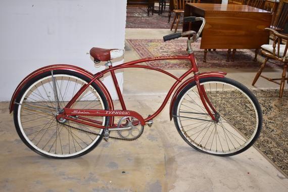Vintage Schwinn Typhoon Bike Bicycle In 2020 Schwinn Bike Schwinn Bicycle Bike