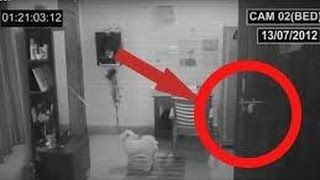 Ghost Tape - Real Ghost Evidence Caught On CCTV Camera Real Ghost Sightings