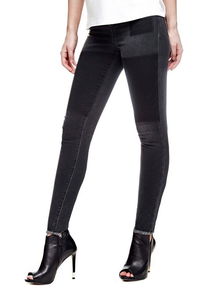 Jeans guess femme avec strass