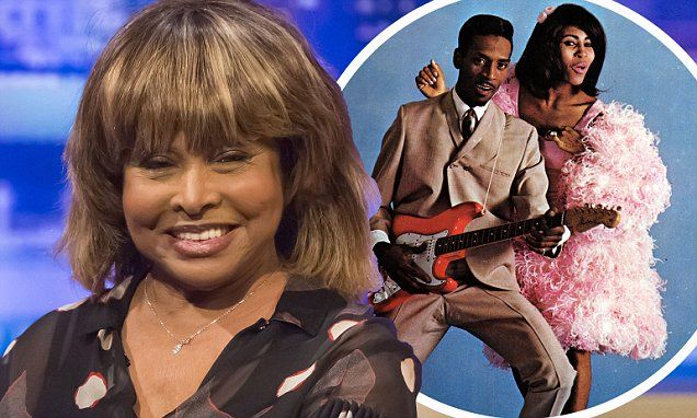 Tina Turner has dished all on her tumultuous and volatile marriage to her first husband Ike - who passed away in 2007 - on The Jonathan Ross Show, which will be aired on Saturday night.