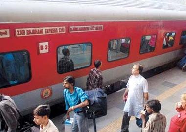 Rajdhani, Duranto and Shatabdi fares set to be increased