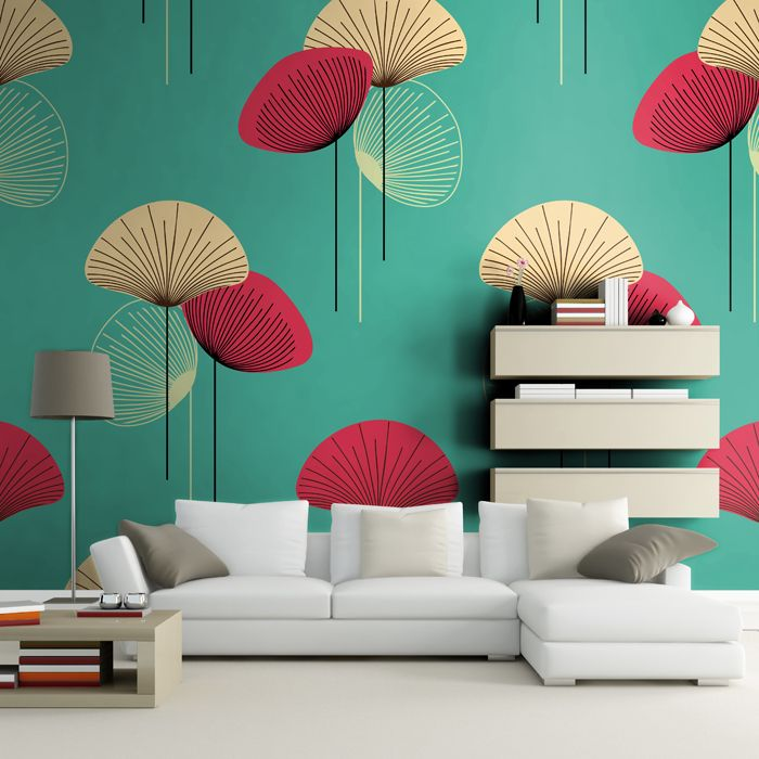 Monopop Decorative Wallpapers