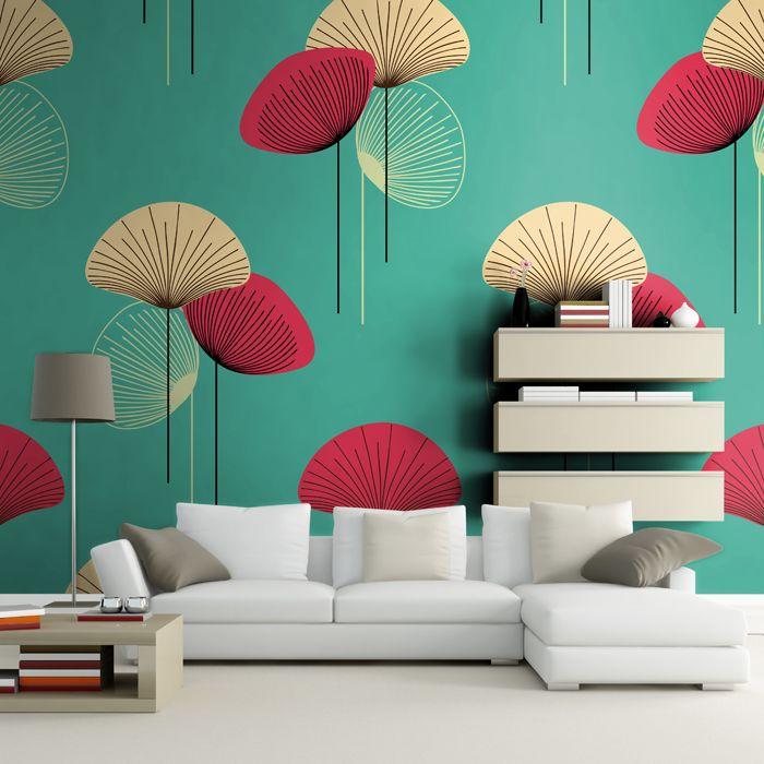 Monopop Decorative Wallpapers