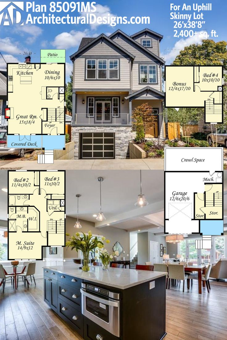 1214 best Blue Prints images on Pinterest House floor plans