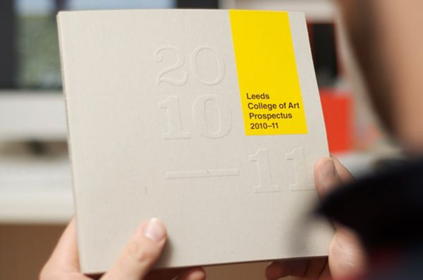 Leeds College of Art Prospectus