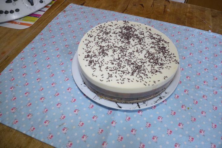 Tarte de 3 chocolates - Powered by @ultimaterecipe