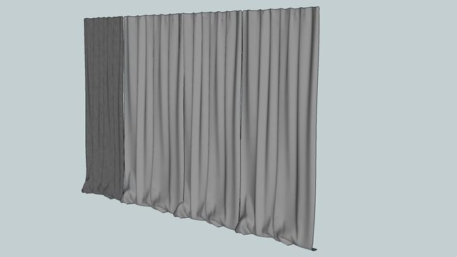 curtain - 3D Warehouse