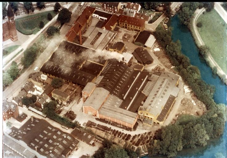 Allerups Maskinfabrik, 1960.