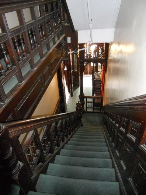 257 Best Victorian Staircases Images On Pinterest