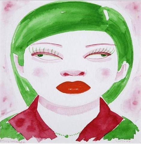 Contemporary Chinese Artist Feng Zhengjie, untitled on ArtStack #feng-zhengjie #art