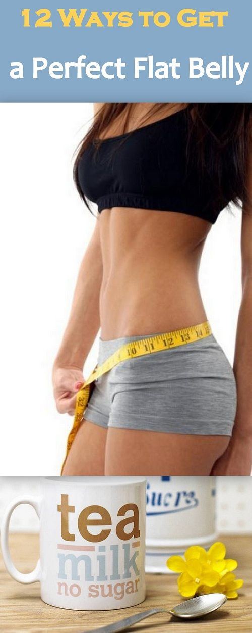 12 Useful Tricks that will get you a perfect flat stomach ! Who doesn't want a flat sexy belly ? Right ladies ? So, explore here the tips that can help you reduce the excess fat from your stomach.  http://www.feminiya.com/12-tricks-to-get-a-perfect-flat-stomach/
