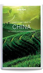 Best of China travel guide by Lonely Planet