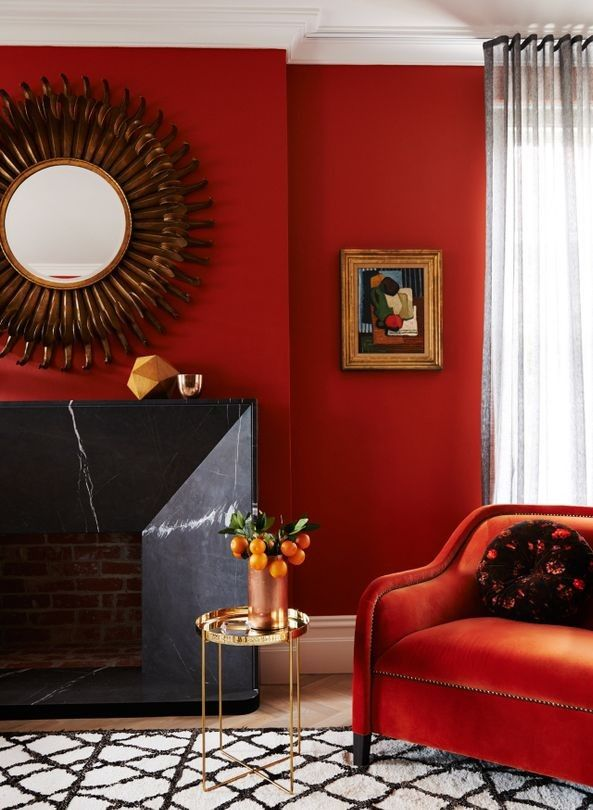 The colours you'll be decorating with in 2017 - Vogue Living