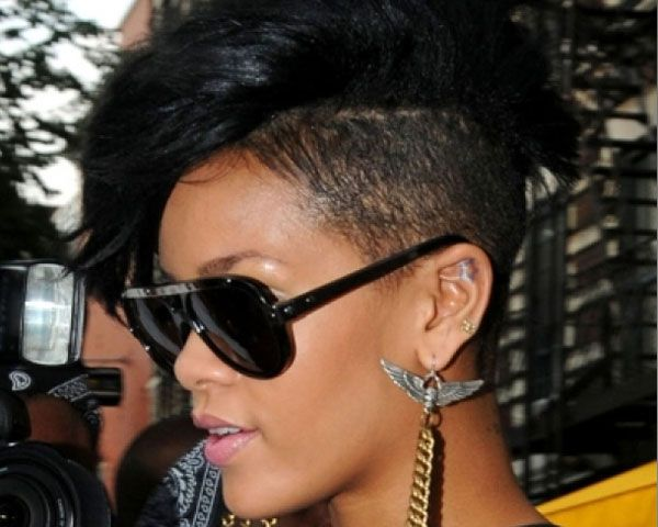 Mohawk Hairstyles For Women mohawk hairstyles for women Find This Pin And More On Fascinating Mohawk Hairstyles For Black Women By Adelinapeterson