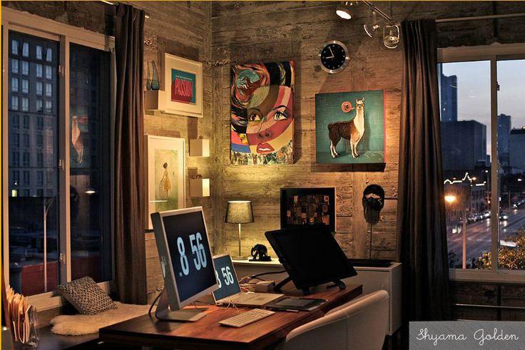 Inpiração home office 2