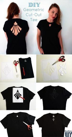 Bekijk de foto van tilitora met als titel leuk manier om een saai t-shirt te pimpen en andere inspirerende plaatjes op Welke.nl.