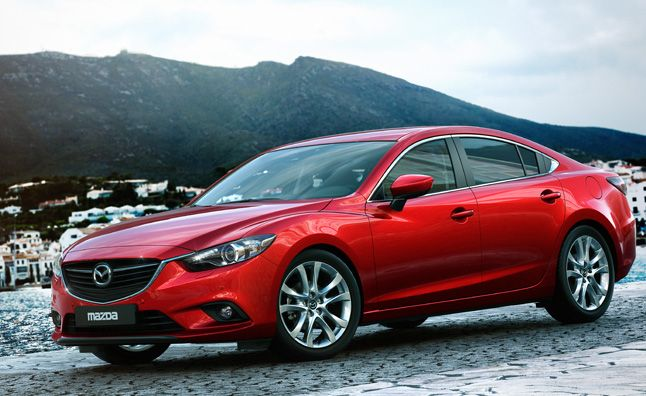The 2015 Mazda6 is one of the best sedans for families according to autoguide.com - Momentum Mazda