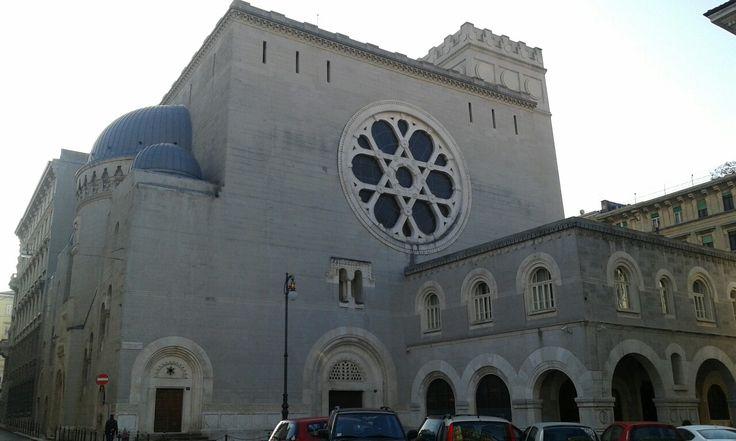 Sinagoga - Trieste, crocevia