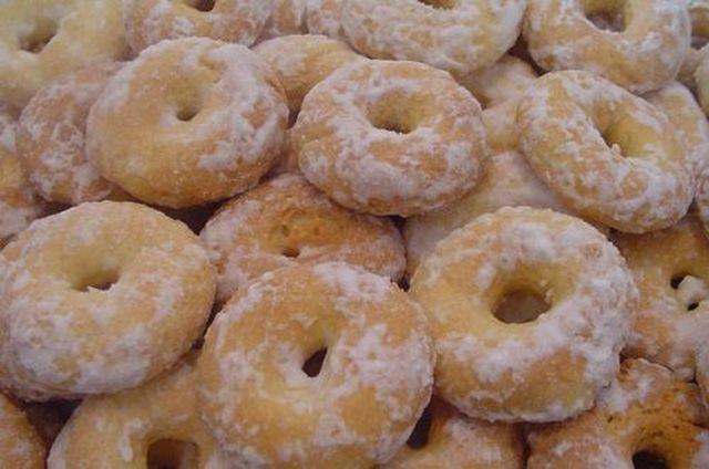 Rosquinha frita simples - myTaste.com.br
