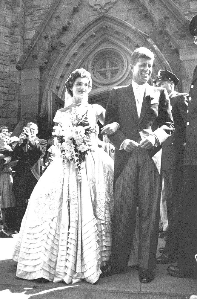 104 best images about jacqueline bouvier john f kennedy for Dress after wedding ceremony