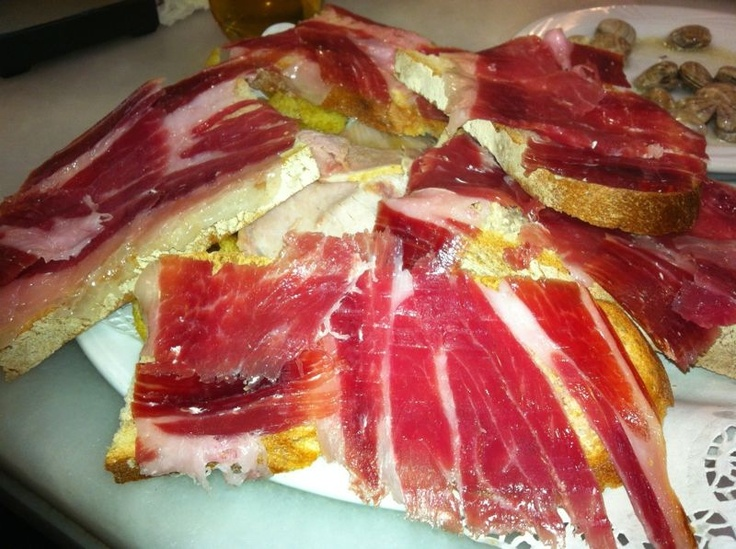 Typical Spanish #food