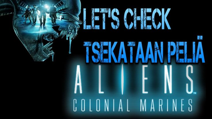 Arvostelussa: Aliens Colonial Marines (TemplarGFX ACM overhaul mod) fixed audio