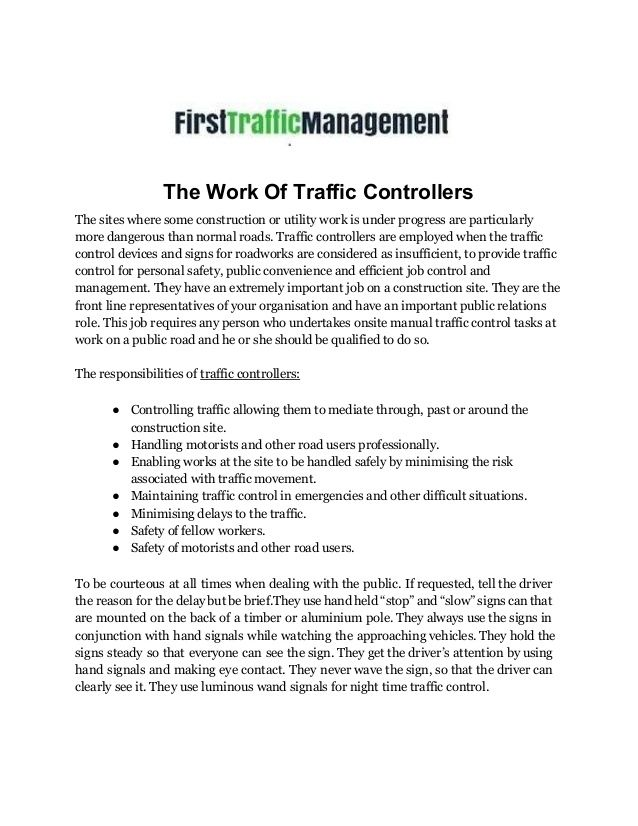 Read our new issue on Traffic controllers. #TrafficControllers