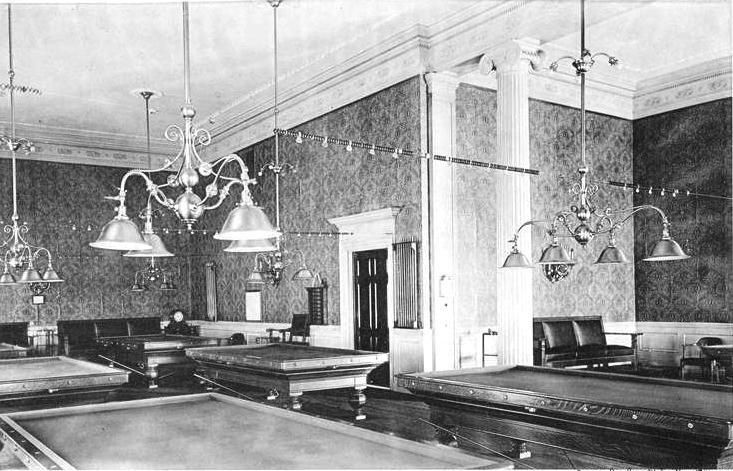 Daytonian in Manhattan: Stanford Whites 1893 The Metropolitan Club