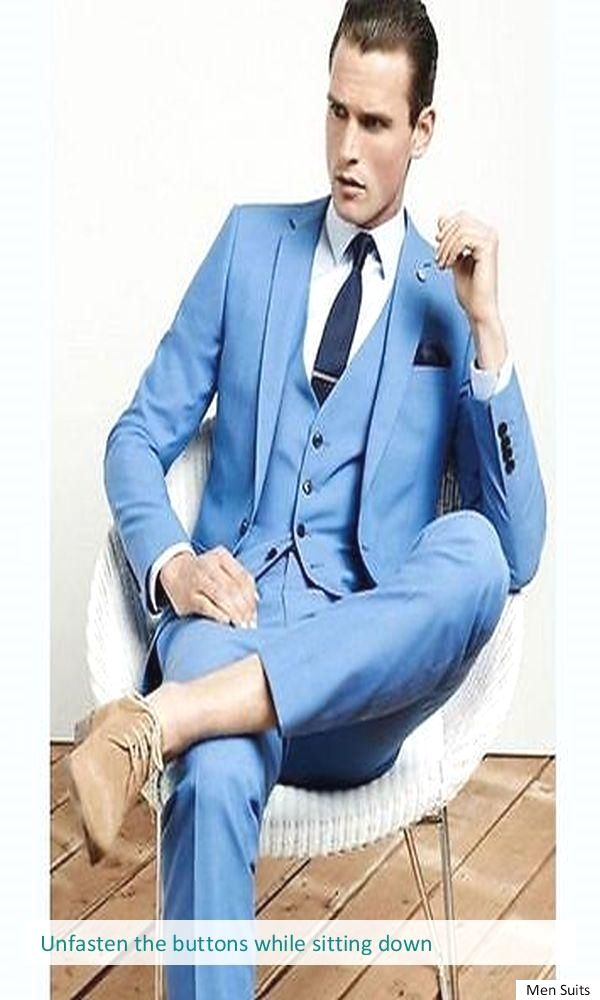 Mens Suits - The Top of the Mens Clothing Food Chain  8b532a65b15