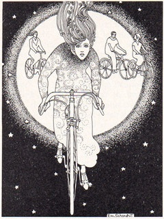 Night bicycle tour by eschongut, via Flickr