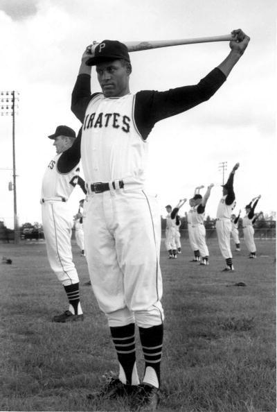 Roberto Clemente / Pittsburgh Pirates