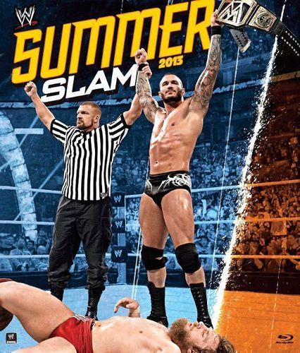 WWE: Summerslam 2013 [Blu-ray] [2013]