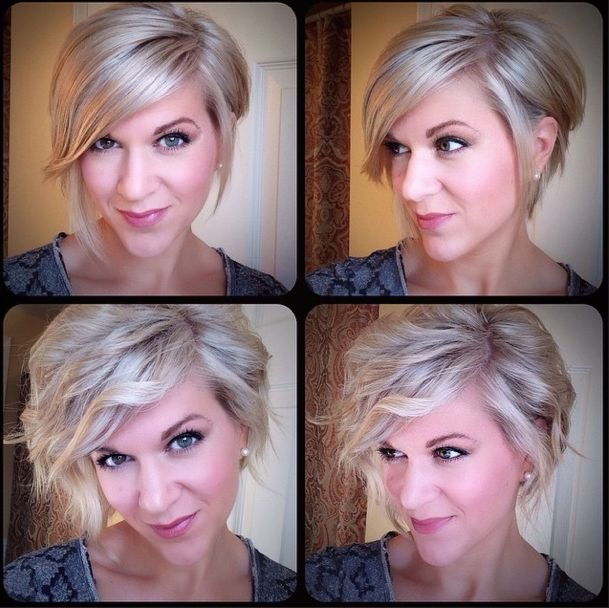 36 best Short Hairstyles 2017 images on Pinterest | Hair dos ...