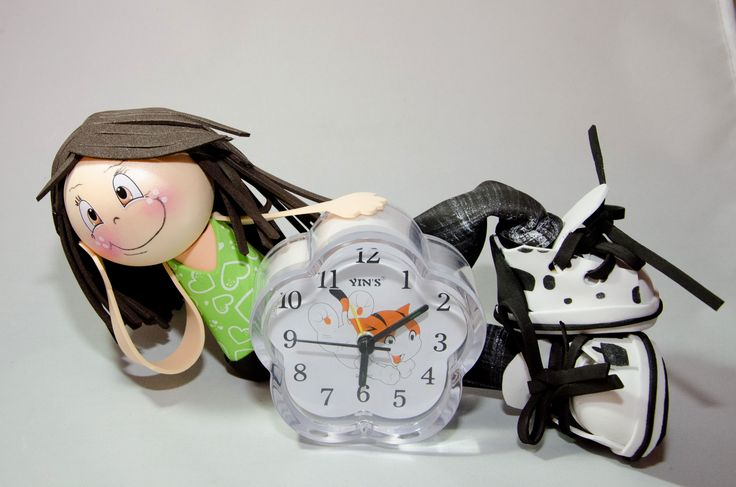 Fofu-Reloj