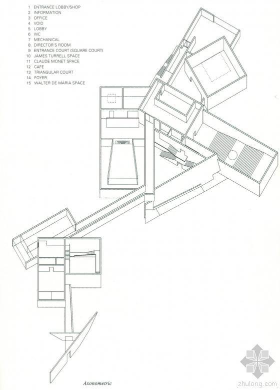 CHICHU艺术博物馆(CHICHU ART MUSEUM)-筑龙图酷