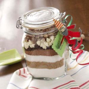 Sand Art Brownie Mix Recipe