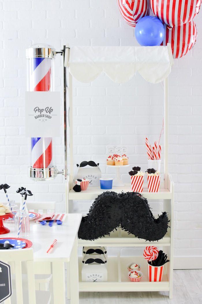 free printable camouflage birthday party invitations%0A Kara u    s Party Ideas Pop Up Barbershop Birthday Party FREE Printables     Kara u    s Party Ideas