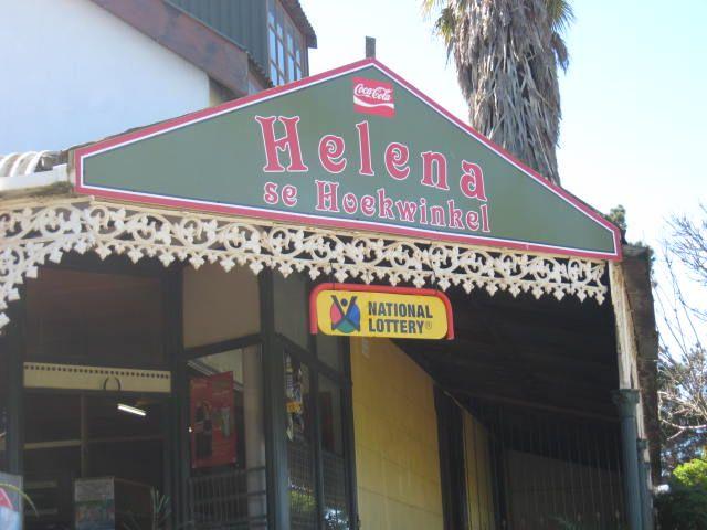 Helena se Hoekwinkel (Helena's Corner Store) a store in Philadelphia.